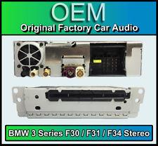BMW 3 Series F30 F31, Lettore CD Stereo Bluetooth, radio professionale, entrata CB