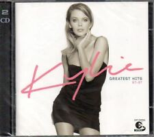 RARE KYLIE MINOGUE - GREATEST HITS 87-97 - 2 CD 34 TITRES