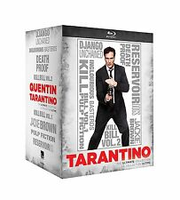Quentin Tarantino: Ultimate Collection Blu-ray [Django Unchained, Inglourious 1