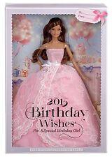 Barbie 2015 Birthday Wishes Latina Doll   NEW