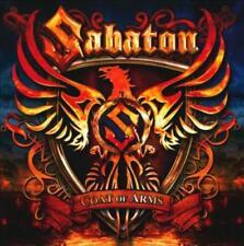 SABATON - COAT OF ARMS / BLACK VINY NEW VINYL RECORD