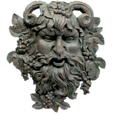 "Bacchus Roman Wall Sculpture 18"" Museum Replica Reproduction"