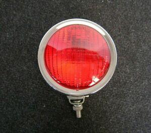 Oben Stop Light fog Red light fog light for Porsche VW vintage rally chrome 1X