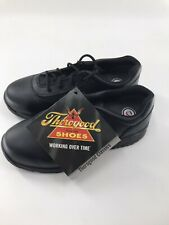 THOROGOOD LIGHT OXFORD WORK SHOES SZ 6.5 WOMENS Sz 8.5