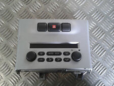 Commande chauffage climatisation auto - OPEL ZAFIRA - Réf : 013140984