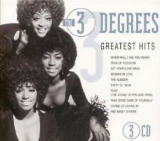 Greatest Hits Goldies The Three Degrees 3 Discs CD