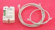 SPLITTER PRO DUO ADSL 2+ CLSP-008M + 2 cavi CAT5 (  filtro HR / SAP001 SAP020 )
