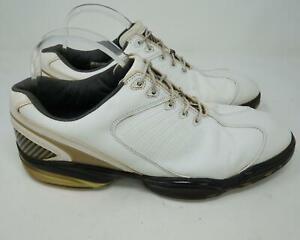 FootJoy FJ Sport Golf Shoes #53102 White Men's US 12 M