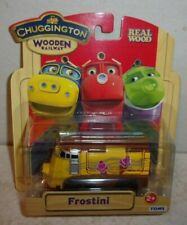 Chuggington Wooden Railway - Frostini -  New in Package