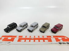 Ca464-0, 5# 5x Wiking 1:87/h0 automóviles todoterreno/mercedes-Benz/mb G-clase, Neuw