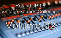 Roland (Boutique) JP-08 Vintage Sounds Collection Yazoo - Upstairs At Eric's
