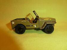 Göso Jeep, Military Police, US Army, Friktionsantrieb, 1960er, ähnlich Arnold