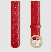 Gucci Leather Belts for Women
