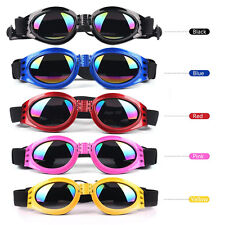 Small Medium dog sunglasses eye wear uv protection goggles pet  Sun Glasses Wear
