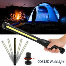 LED de Luz de Trabajo Magnética Antorcha COB Usb Linterna Lámpara de Inspección Recargable CA