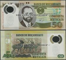 Mozambique,P150,2011,50 Meticais,UNC,Polymer - Ebanknoteshop
