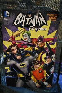 Batman The TV Stories DC TPB BRAND NEW 66 Robin Joker Batgirl Catwoman