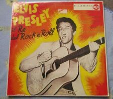"ELVIS PRESLEY IL RE DEL ROCK'N'ROLL 12""EP LTD RE RED VINYL RCA ITALY 1996 SEALED"