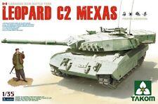 Char de combat Canadien LEOPARD C2 MEXAS - KIT TAKOM INTERNATIONAL 1/35 n° 2003