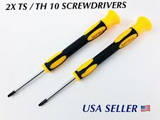 Two T10 T10H Security screwdrivers for Leatherman Wave size Ts10