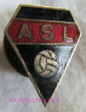 BG7632 -  INSIGNE BADGE FOOTBALL CLUB ASSOCIATION SPORTIVE LANQUETOTAISE asl
