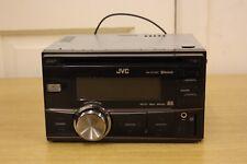 GENUINE JVC KW-SD70BT DOUBLE DIN CD MP3 PLAYER RADIO
