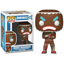 Fortnite - Merry Marauder Pop! Vinyl Figure NEW Funko