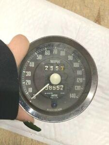 Austin Healey 3000, 100-6 Speedometer Gauge Smiths SN6125/22