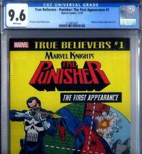 PRIMO:  Amazing SPIDER-MAN #129 Punisher TB reprint NM+ 9.6 CGC Marvel comics