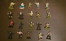 GI JOE VINTAGE COMPLETE SET OF MINIFIGURES 88' VHTF COBRA ARAH GIJOE G.I.JOE