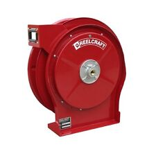 "REELCRAFT 5605 OLP Hose Reel 3/8"" x 50ft. 500 psi for Air & Water - without Hose"