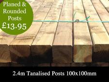 Bird Mouth Tanalised Fence Post Birdsmouth 1200x125x100 4ft 5x4