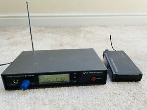 Sennheiser EW300 IEM And Body Pack 838-870 Mhz Range In Ear Monitor