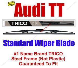 Wiper Blade Standard Grade - fits 2000-2003 Audi TT (Qty 1) - 30210