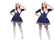 Déguisements costumes marin taille M pour femme