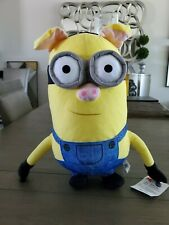 "Minion PIG Plush Stuffed Movie Figure Collectable Toy Despicable Me 16"" Tall"