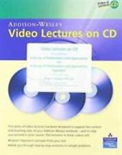 Video Lectures to Accompany a Survey of Mathematics with Applications