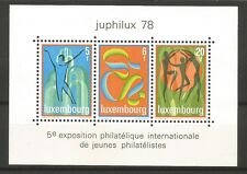 LUXEMBOURG bloc neuf juphilux 78  /T271
