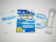 Nintendo Wii Spiel WII Sports Resort + 1x Motion Plus - 12 Sportspiele #54010