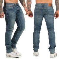 Tommy Jeans Slim Scanton Herren Jeans Slim Fit DLSLT Hellblau Hose