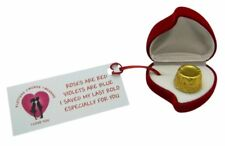 Valentines My Last Rolo - Romantic Special Novelty Gift Present for Him/Her