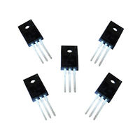 5X Fast Switching Power Mosfet Transistor N Channel TO-220F 8N60