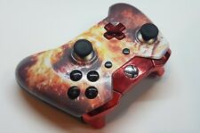 Genuine Xbox One / S / X Elite Controller - Customised - Fire Planet Edition