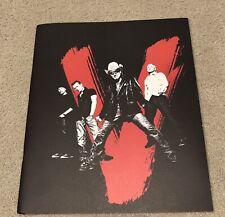 New listing U2 - Vertigo - Tour Program 2005 - Bono - Gem Mint