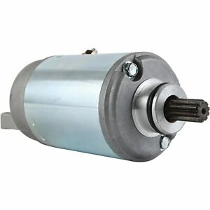 Remanufactured Starter For Kawasaki ZX9R ZX900 Motorcycle 1998-2003;