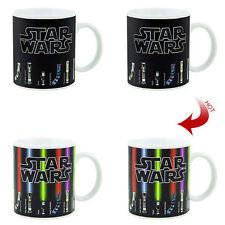 STAR Wars SPADA LASER calore cambiamento cambiando Tazza Multi Colore Magic tazza caffè tè