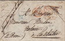 Lettre 1842 London >> France   Cover Brief
