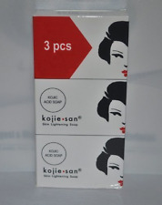 KOJIE SAN SKIN LIGHTENING SOAP 3-PACK, 3x100 GRAMS