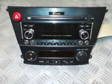 SUBARU LIBERTY RADIO/CD STACKER IN DASH (McINTOSH TYPE), 4TH GEN, 09/03-09/06