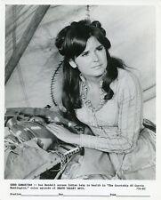 SUE RANDALL PRETTY NURSES INDIAN BABY DEATH VALLEY DAYS ORIGINAL 1965 TV PHOTO